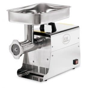 LEM Products #12 Steel Electric Meat Grinder