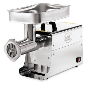 LEM Products 1.5 HP Meat Grinder